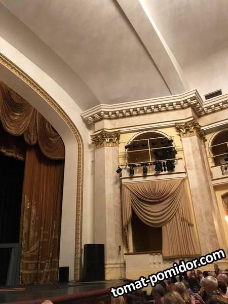 Зимний театр, зал
