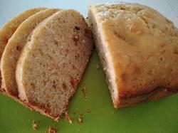 Карибский чайный хлеб