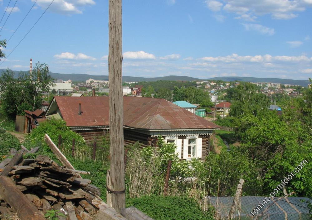Дом, где я родилась
