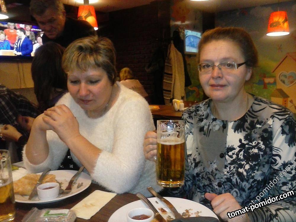 Татьяна и Люба