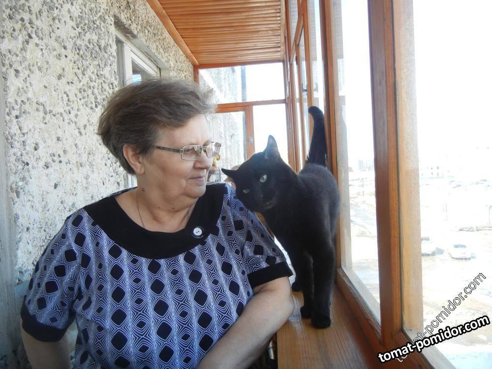 Мама с Васей