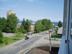 Квартира с видом на Онежское озеро