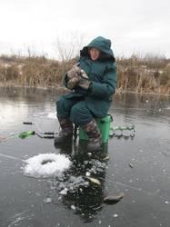 а руки то замерзли )))