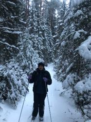 Открытие лыжного сезона 09.12.2018г.