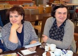 Встреча 17.11.11 Elena0508 и Petrofka