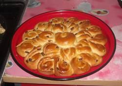 Пирог праздничный
