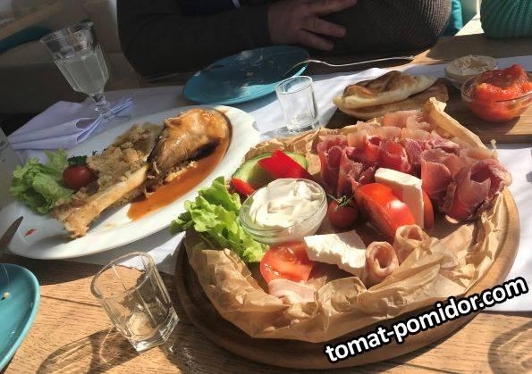 Сербский ресторан
