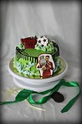 Тортик для футболиста