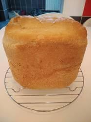 Хлеб белый в хлебопечке