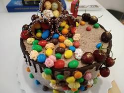 Торт на ДР внука