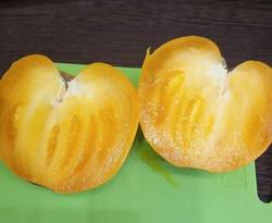Воловье сердце оранжевое.