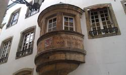 Девиз Люксембурга