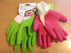 Перчатки садовые из Ашана