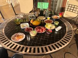 Бенисса завтрак