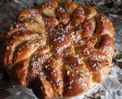 """Пасхальный пирог """"Христос и 12 апостолов"""""""