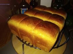 белый хлеб на хмелевой закваске