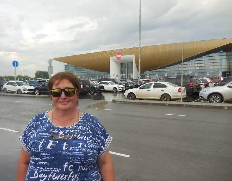 В Пермском аэропорту