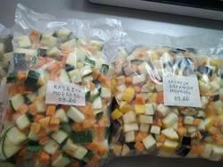 заготовка овощей на зиму