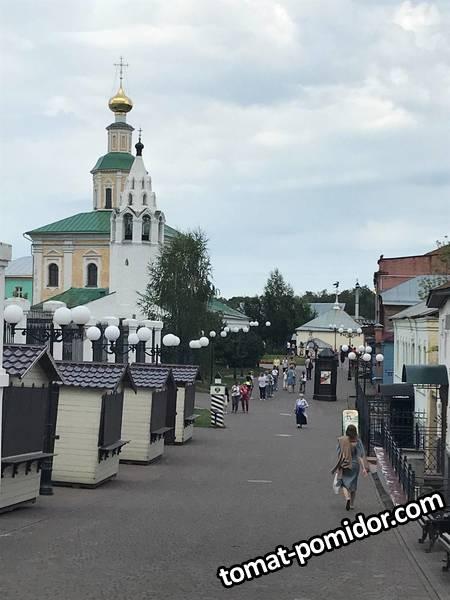 Владимир, Георгиевская улица