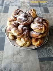 Шведские булочки с корицей. KANELBULLAR.jpg