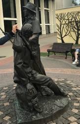 Памятник провинциальным актерам