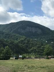 Сочи, горы...