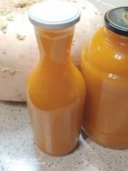 Тыквенный сок из Галеукса