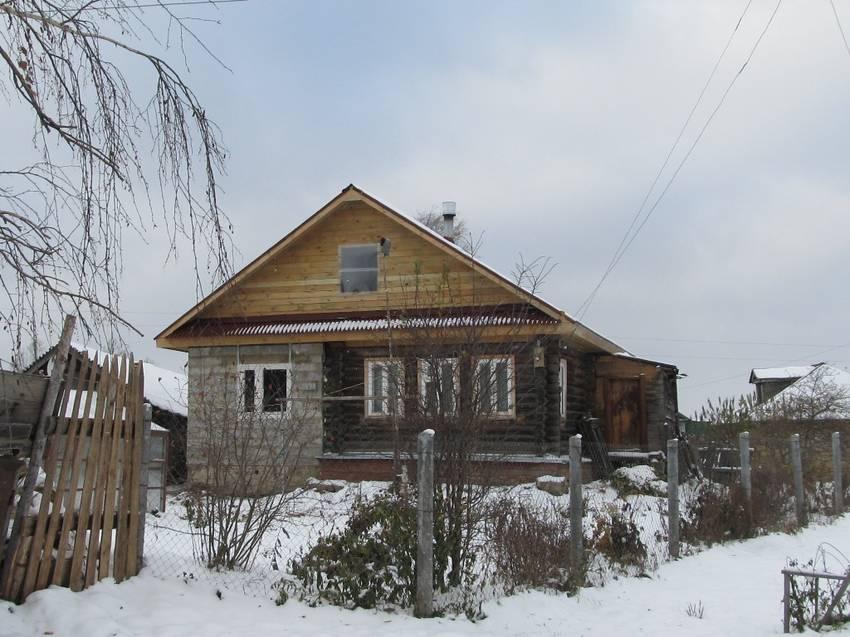 Ремонт дома нельзя закончить ))) 1