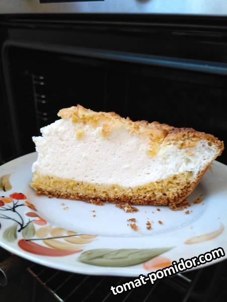 Пирог с начинкой из сметаны от Юли- Tiffany