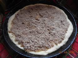 Пасхальный пирог. Шаг 1
