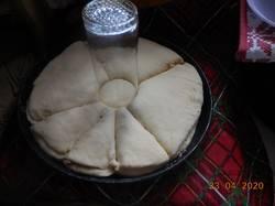 Пасхальный пирог. Шаг 3