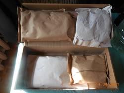 Долгожданная посылочка с шалотом