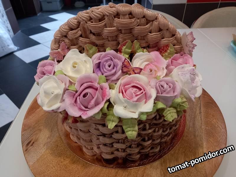 Торт для снохи на ДР
