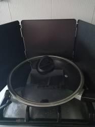 защита кафеля и плиты от брызг