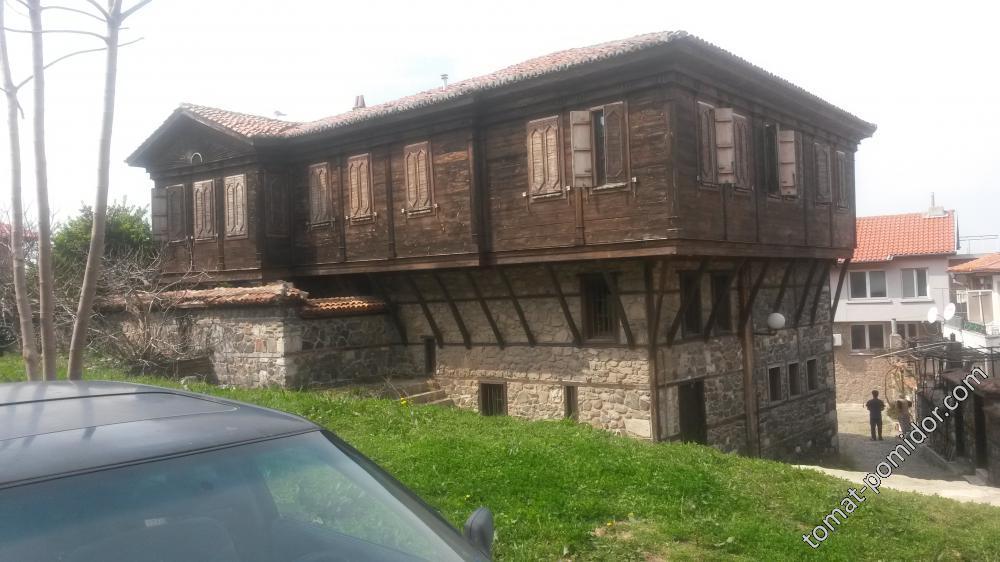 Созопол - самый старый  дом