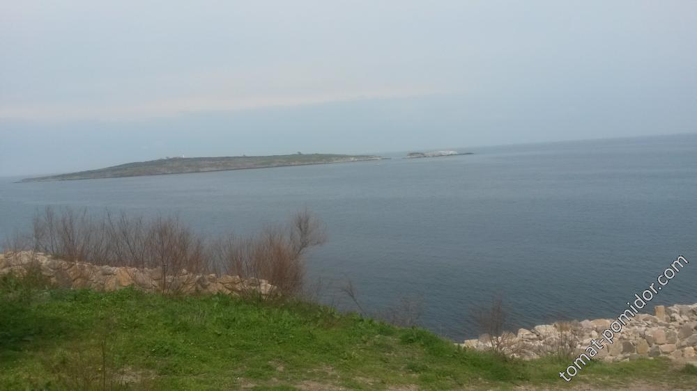 Созопол - штиль на море
