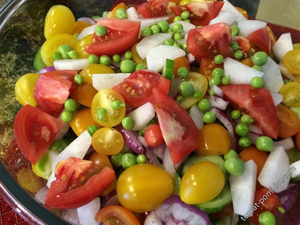 осенний салат-1