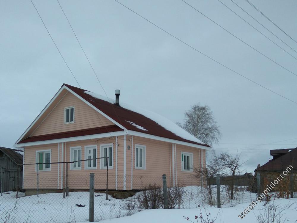 Ремонт дома нельзя закончить )))