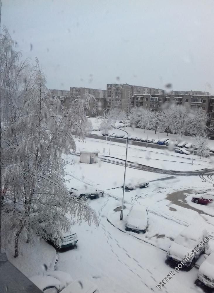Пасха в Вильнюсе