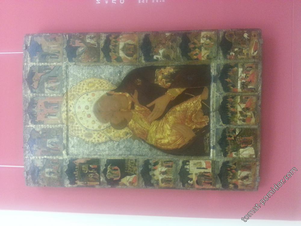 Владимирская икона Божией матери в Прми