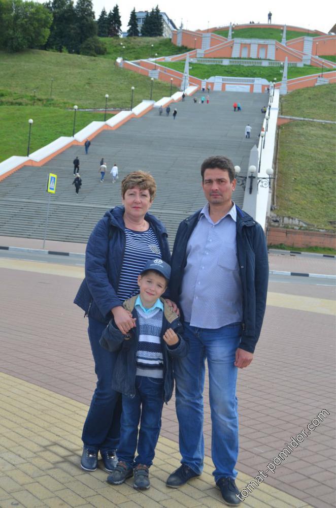 В Нижнем Новгороде