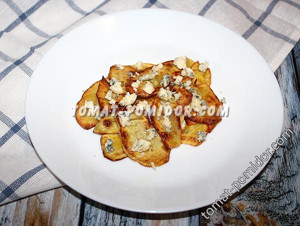 Батат с сыром