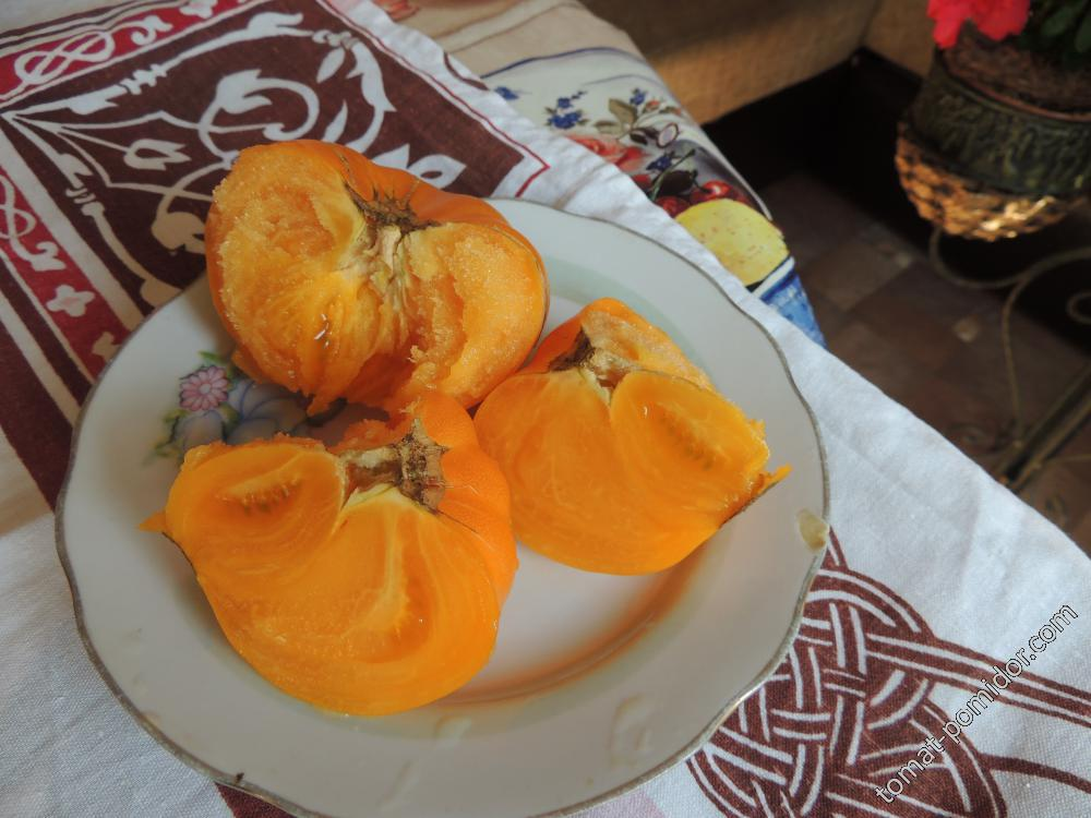 Амана Оранж в разрезе