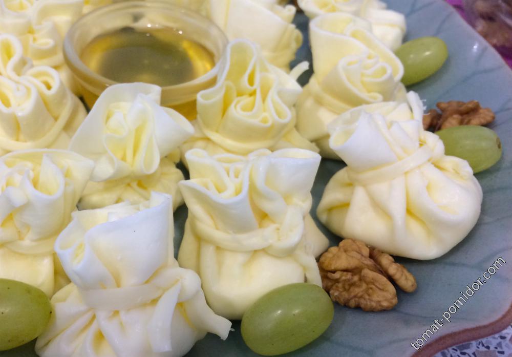 Сыр по-тифлисски -1