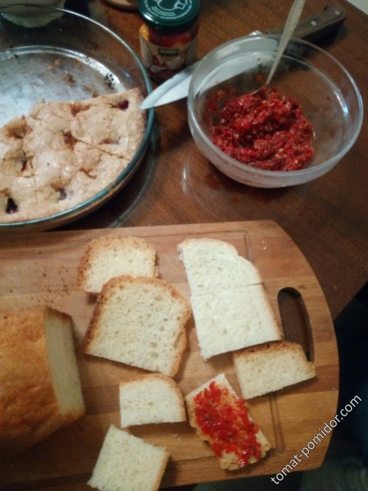 Сравнение хлеба