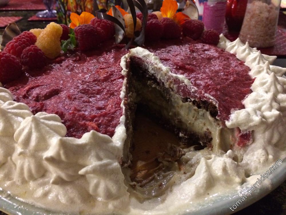 Халвовый торт - 1