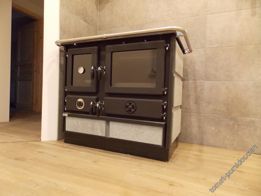 плита-печь