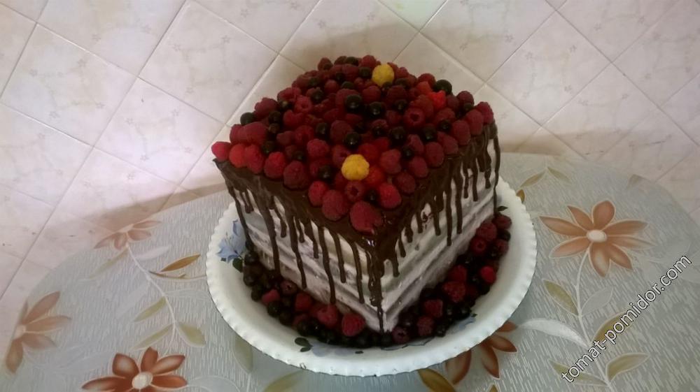 Тортик для папы