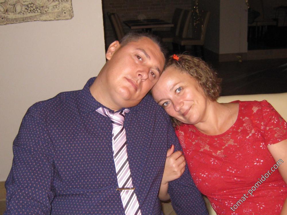 свадебная усталость )))
