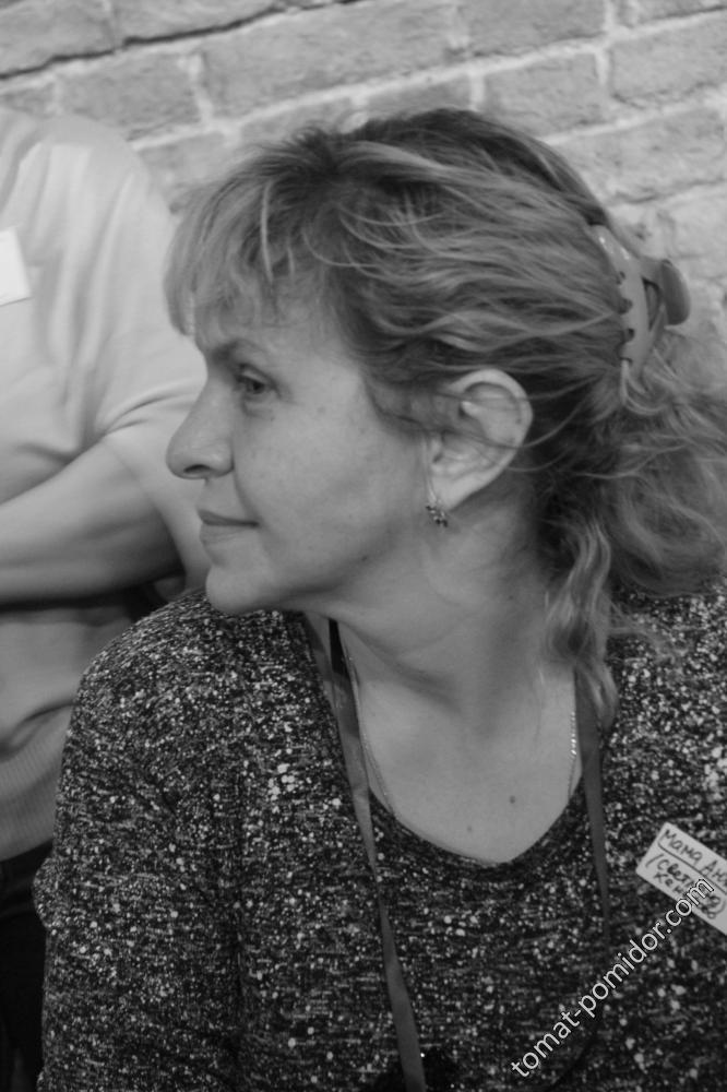 Светлана-Мама Антона